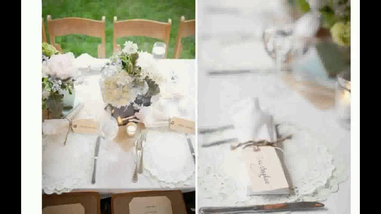Adornos para bodas sencillas youtube for Decoraciones de casas sencillas