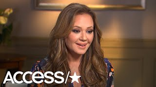 Leah Remini On Showing Her Real-Life Friendship With Jennifer Lopez In 'Second Act'