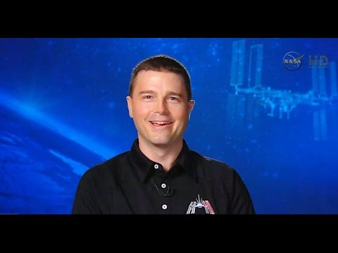 Astronaut Reid Wiseman on the amazing views from space