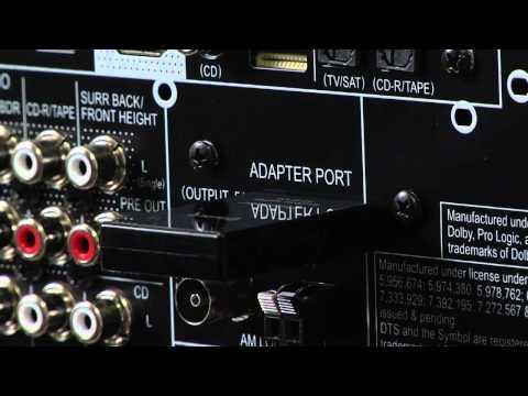 Pioneer 2011 AV Receivers - Bluetooth