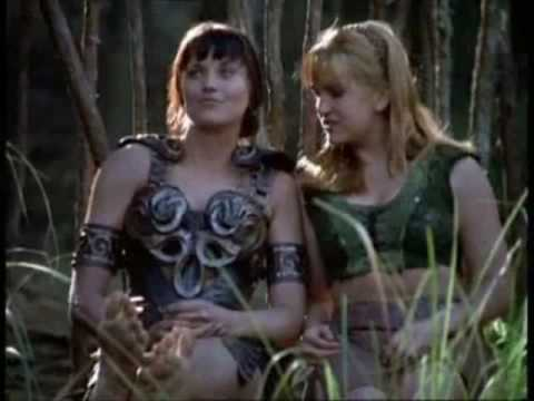 Funny Xena Quotes And Moments! Vid 1 video