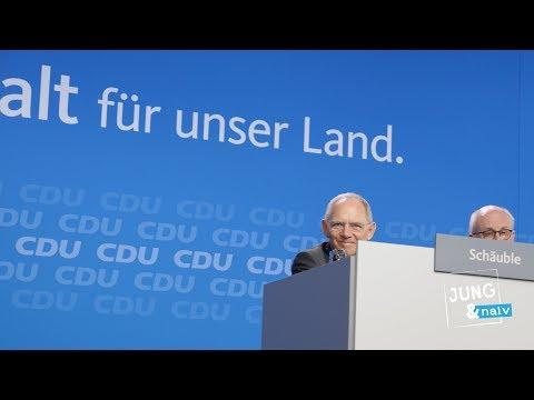 CDU-Parteitag - Regierungstagebuch #14 mit Rainer Wendt, Philipp Amthor, Kurt Biedenkopf