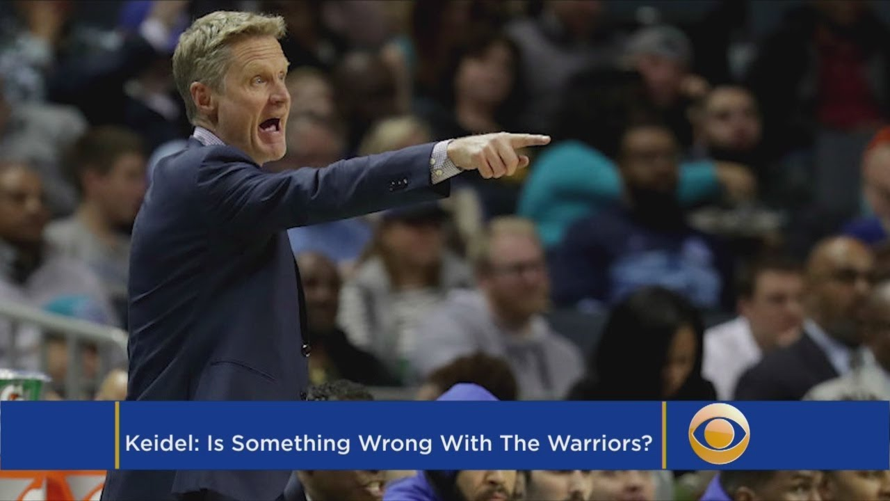 Keidel: Is Something Wrong With The Warriors?