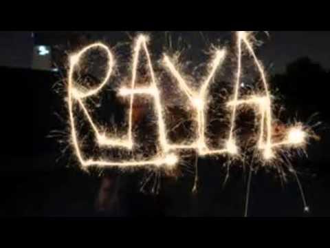 Suasana Hari Raya [karaoke] video