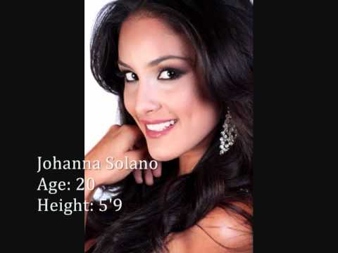 Miss Universe 2011 Top 16 Prediction