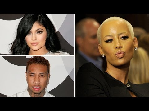 Kylie Jenner and Tyga dissed by Amber Rose, Drake