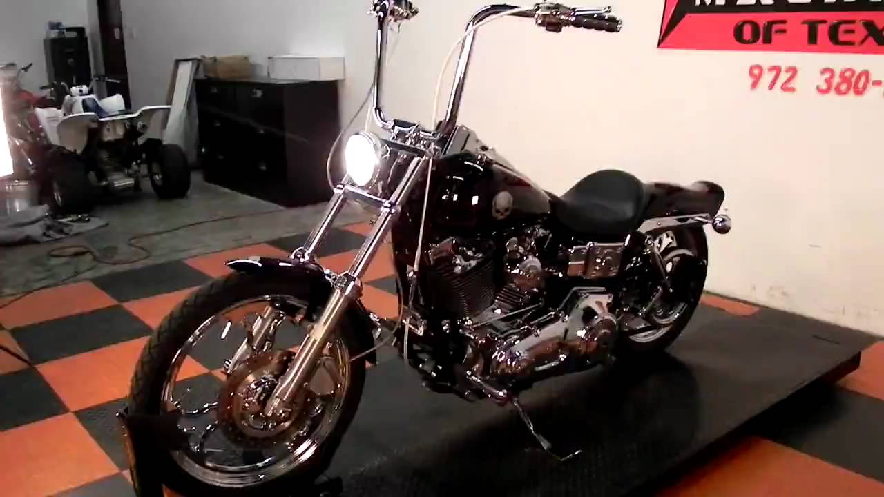 Harley Davidson Wide Glide For Sale
