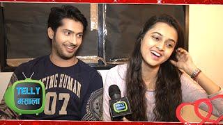 Exclusive: Ragini & Lakshya aka RagLak Share Their Secrets With Tellymasala