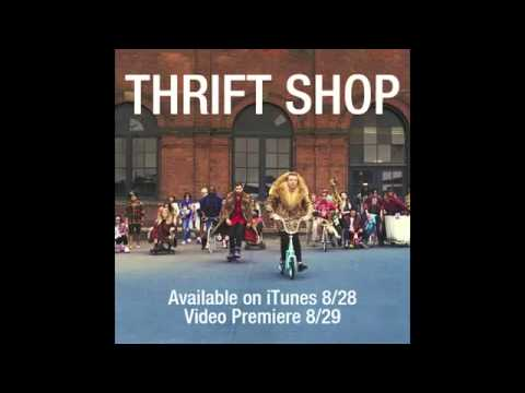 Thrift Shop Macklemore feat Wanz Official Full Lyrics + Download