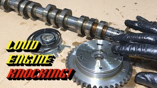 Ford 5.4L 3v Engine Knocking Noise: This is Why You Don't Buy Cheap Engine Parts!