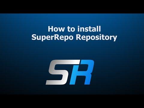 How to install SuperRepo on Kodi