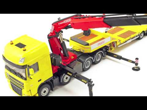 Model Truck World: WSI Fassi DAF