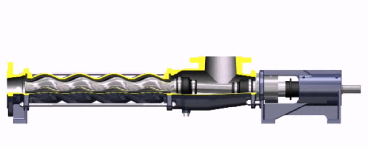 Seepex Progressive Cavity Pumps - Equal Wall Animation ...