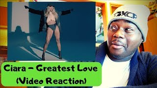 Ciara Greatest Love Audio Reaction