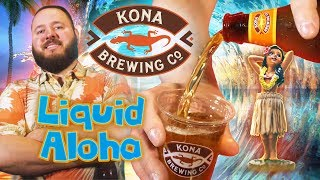Kona Brewing Company | Hawaiian Craft Beer Brewery with a Passion for Sustainability