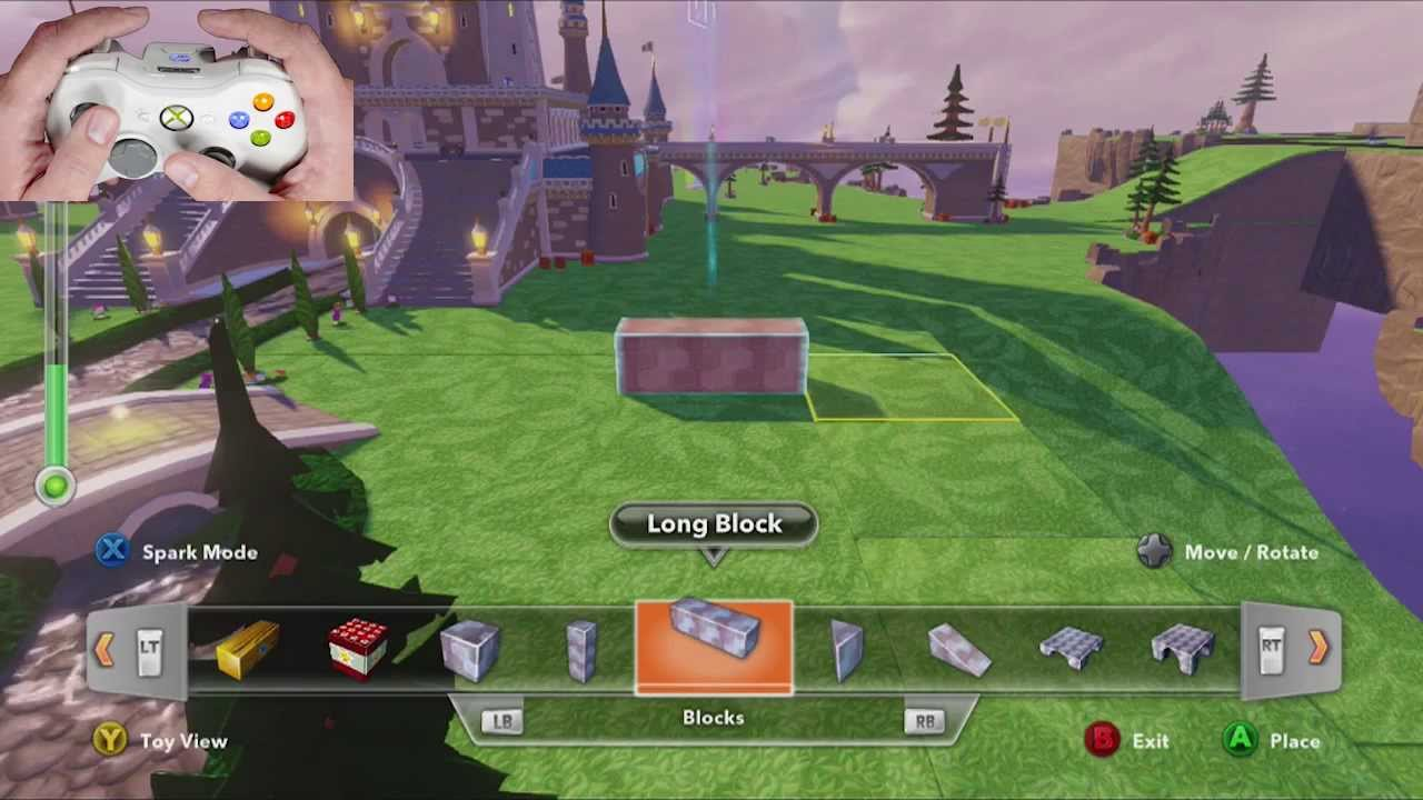 How To Build Your Own Toy Box In Disney Infinity