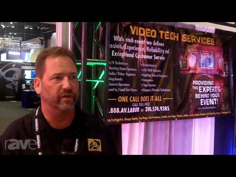 InfoComm 2013: Video Tech Services Discusses its Technical Labor Provider Services