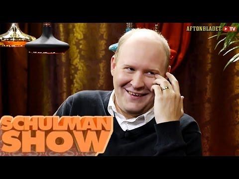 Henrik Dorsin i Schulman Show