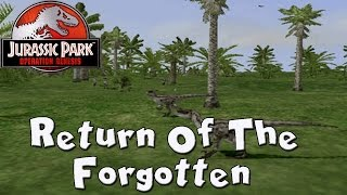 Jurassic Park Operation Genesis - The Return Of The Forgotten