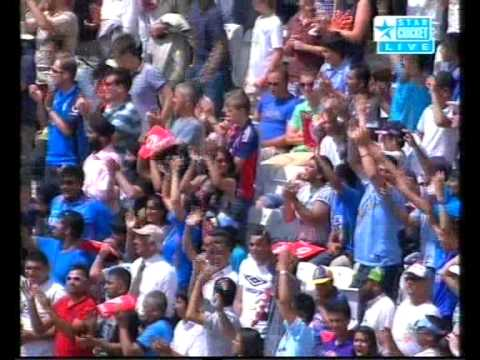 Sachin Tendulkar - Standing Ovation at Lord's 25th July [1st Test, 2nd Innings]