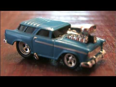 '55 NOMAD Muscle Machines review by CGR Garage