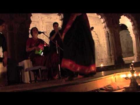FLAMENCO NATYAM Rajika Puri - Tangos a Devi - w Aruna Sairam...