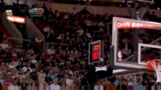 Dwight Howard Block By Wade!