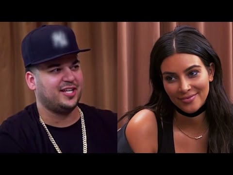 "Rob Kardashian Surprises Sisters With Engagement News... ""And Something Else"" On KUWTK"