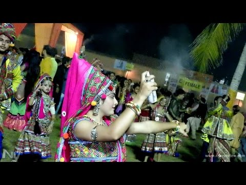 9 Nights Navratri Garba at Shanku's Farm Party Plot in Ahmedabad