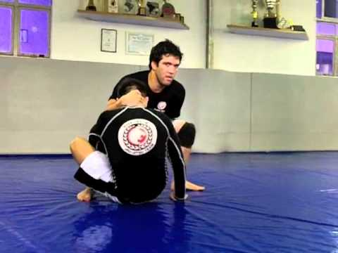 Leandro Slaib - Rolling Grappling Session Image 1