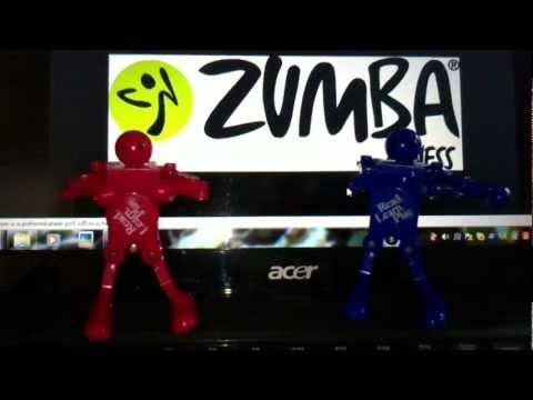 Robot Zumba 01