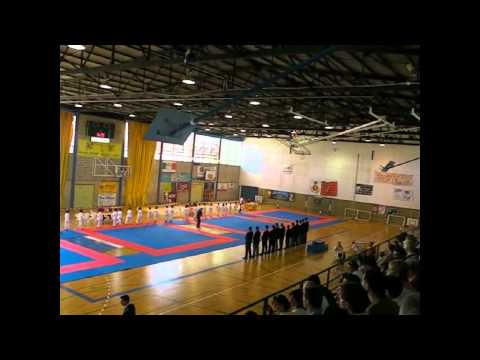 Rodrigo Rodriguez - Concert Karate Ceremony Competition - Shakuhachi flute