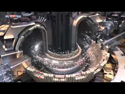 مفاعل بقوة الشمس القصوى لطاقة نظيفة