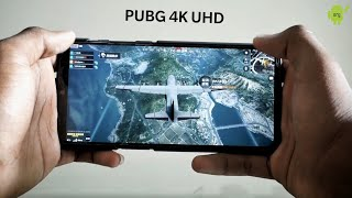OnePlus 6T PUBG UHD 2K Gameplay | PUBG Timi China ULTRA GRAPHICS | Smooth and Detailed gameplay