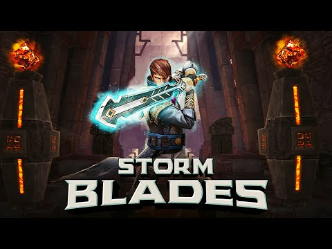Stormblades - Google Play Launch Trailer