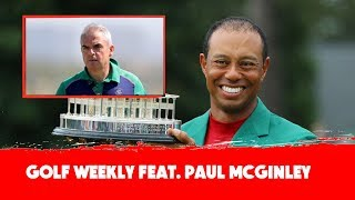 Tiger Woods, Rory McIlroy and Lahinch   Paul McGinley on Golf Weekly