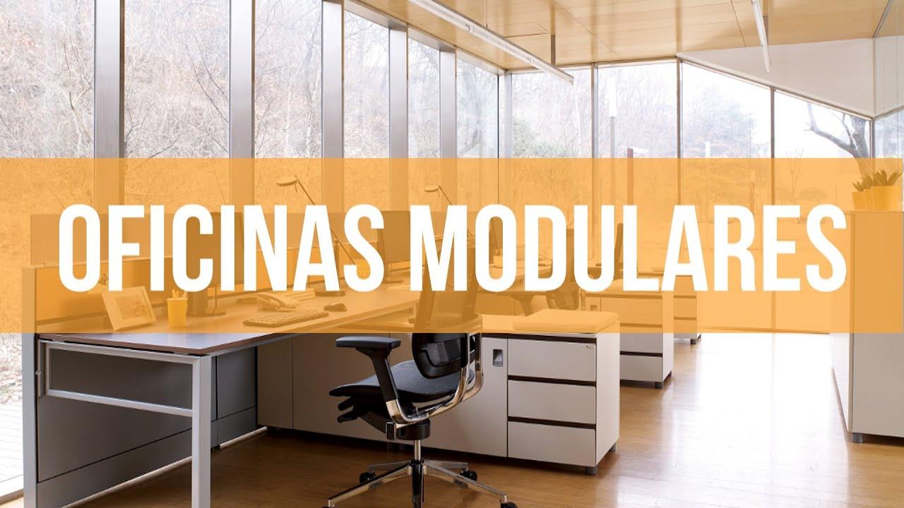 Oficinas modulares honduras youtube for Oficinas modulares