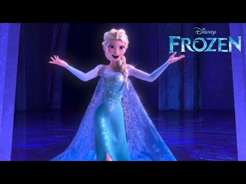 Let It Go From Disney's Frozen As Performed By Idina Menzel | Official Disney Hd video