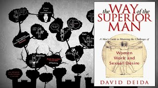 RELATIONSHIP ADVICE FOR GUYS - THE WAY OF THE SUPERIOR MAN BY DAVID DEIDA (Animated Review)