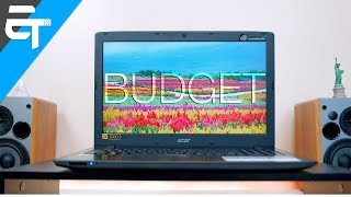 Amazon's Best BUDGET Laptop PERIOD - Acer Aspire E 15 E5-575-33BM Review