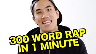 FAST RAP - 300 words in a minute