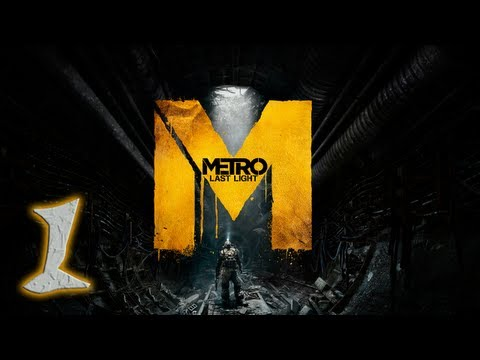 Metro Last Light - E01 - Going crazy already