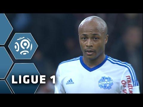 Olympique de Marseille - Stade de Reims (2-2)  - Résumé - (OM - SdR) / 2014-15