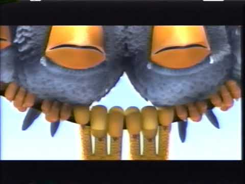 Opening To Monsters, Inc. 2002 VHS