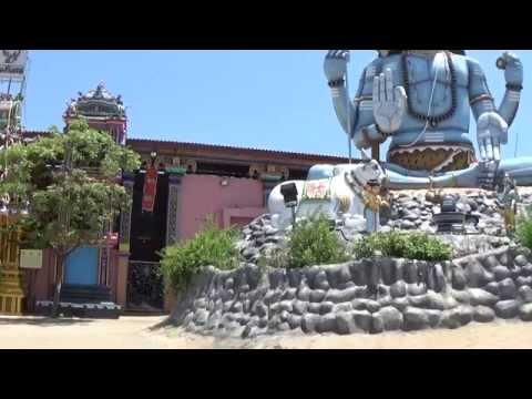koneswaram temple trincomalee sri lanka - 13-04-2015