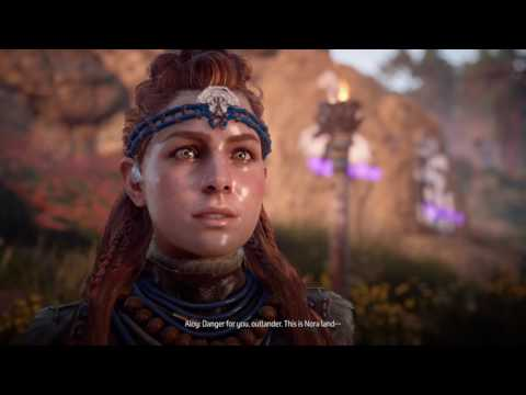 Horizon Zero Dawn HD Blind Playthrough Part 3!
