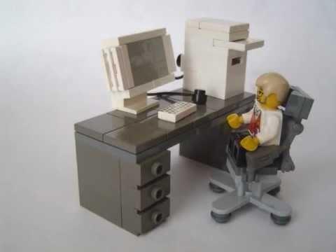 How To Make Lego Furniture 3 Youtube