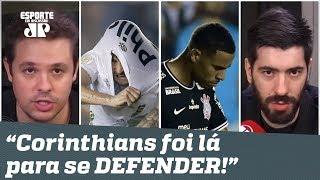 """Ficou BARATO! O Santos DOMINOU o Corinthians!"", disparam jornalistas"