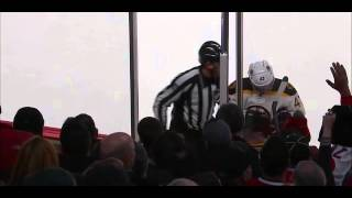 Fight: Nathan Beaulieu vs. Matt Fraser 11/13/14