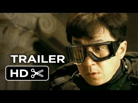 CZ12 Official Trailer #1 (2013) - Jackie Chan Movie HD